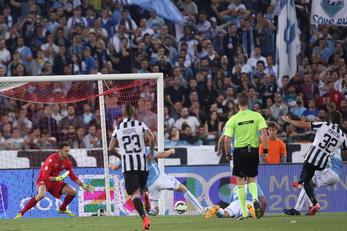 Matri (32) ghi bàn quyết định ở hiệp phụ thứ nhất