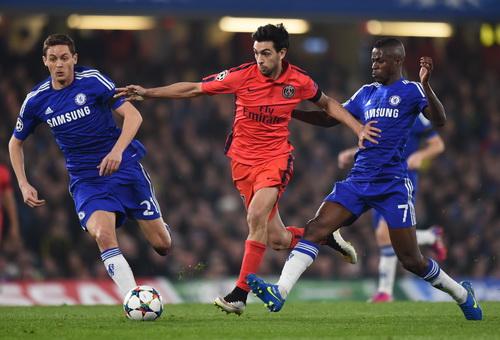 Cuộc đối đầu Chelsea và PSG diễn ra kịch tính đến tận phút cuối cùng