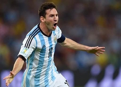 Messi trở thành cầu thủ trẻ nhất đạt mốc 100 trận cho Argentina