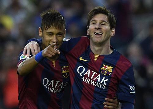 Messi là thủ lĩnh thực sự về lối chơi ở Barcelona