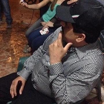 Tấm ảnh được cho là chụp Guzman. Ảnh: El Blog del Narco
