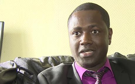 Nạn nhân vụ phân biệt chủng tộc Souleymane S