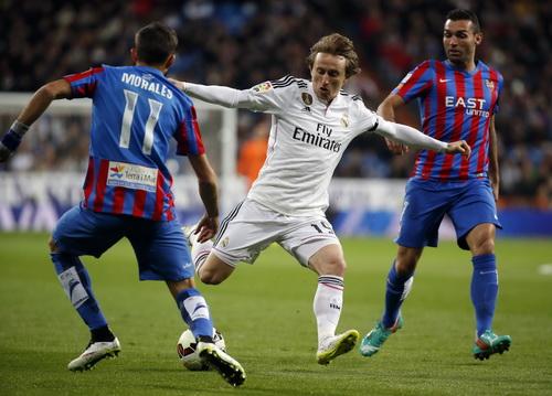 Luka Modric trở lại, Real Madrid thêm tự tin ở giai đoạn quyết định