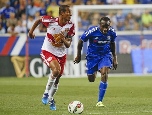 Moses chơi khá hay trong lần trở lại đội hình chính Chelsea
