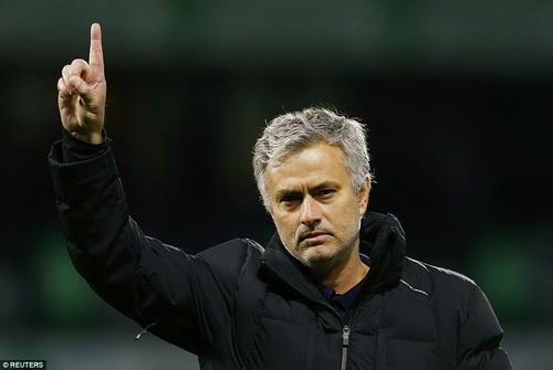Jose Mourinho - Nhà cầm quân xuất sắc nhất mùa giải 2014-2015