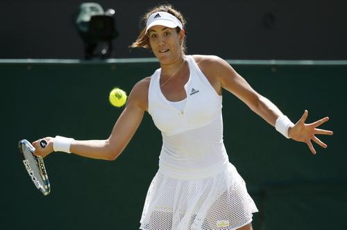 Garbine Muguruza lần đầu vào chung kết Grand Slam