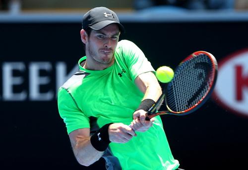 Andy Murray lên vị trí thứ 3 thế giới