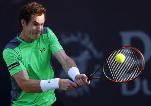 Andy Murray vất vả trở lại hạng 5 ATP
