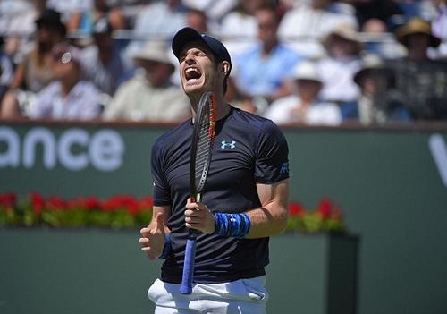 Murray thất vọng khi để thua Novak Djokovic ở bán kết Indian Wells Masters