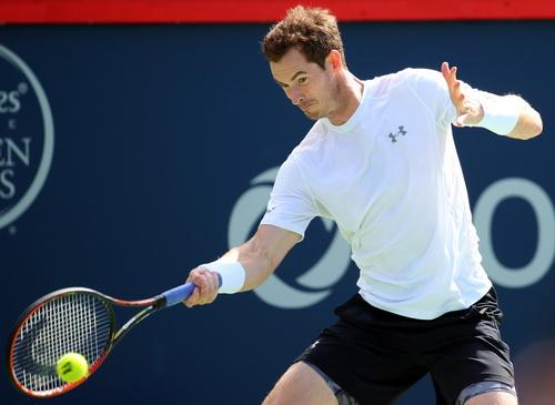 Hạt giống số 2 Murray chờ đua tài cùng hạt giống số 1 Djokovic