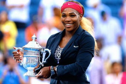 Serena sẽ nhận được nhiều hơn mùa trước 300.000 USD nếu vô địch giải năm nay