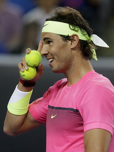 Nadal sau chiến thắng chóng vánh 4-1