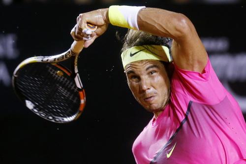 Nadal bị vắt kiệt sức từ trận đấu thâu đêm