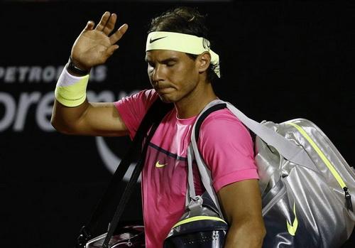 Nadal quyết tâm tìm lại hình ảnh chiến thắng tại Buenos Aires