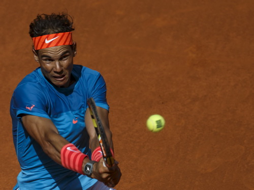 Nadal chờ cơ hội lần thứ 7 dự trận chung kết ở Madrid