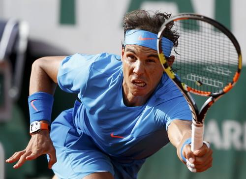 Nadal khởi đầu mạnh mẽ trước Jack Sock