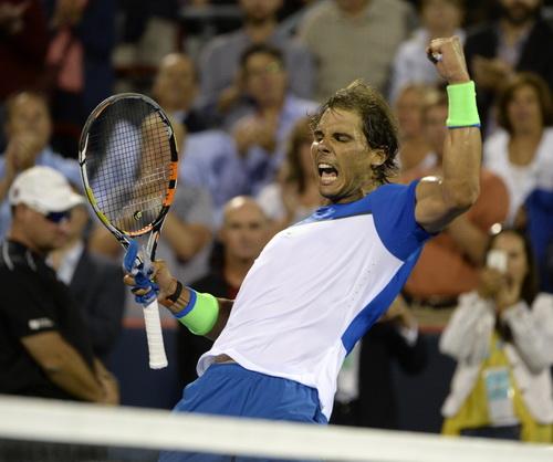 Nadal duy trì mạch thắng ở hai nội dung đơn và đôi ở Montreal