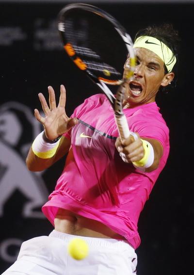 Nadal chưa kịp hồi sức ở tứ kết, đành thất bại trước Fognini, mất ngôi vô địch sớm