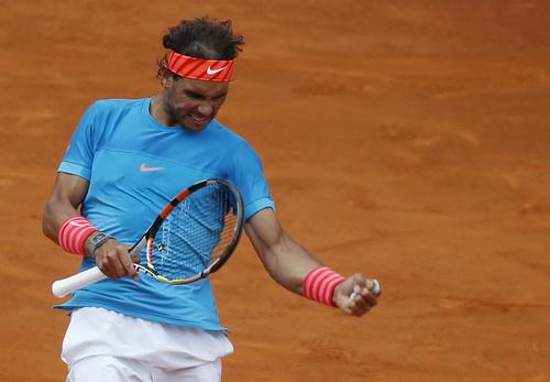 Nadal giành thắng lợi thứ 6 liên tiếp trước John Isner