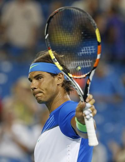 Nadal chưa tìm lại phong độ đích thực của mình sau một thời gian dài sa sút
