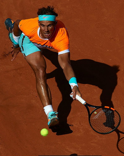 Nadal khởi đầu thuận lợi ở Barcelona Open
