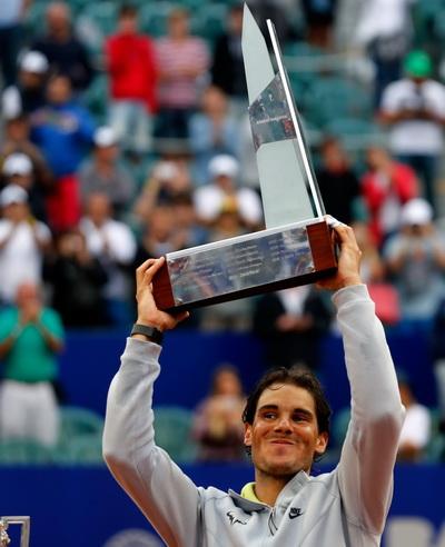 Nadal và chiến công mới nhất tại Argentina Open