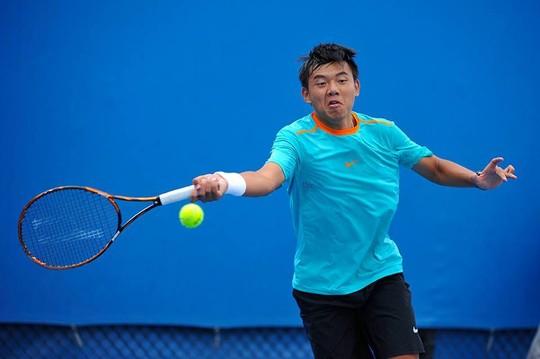 Lý Hoàng Nam khởi đầu suôn sẻ ở giải đấu Roland Garros