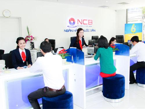 Giao dịch tại NCB TPHCM