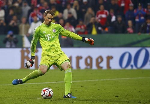 Manuel Neuer sút hỏng quả thứ tư, Bayern bị loại