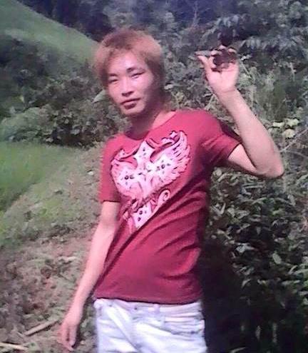 Nghi can Đặng Văn Hùng hiện đang bỏ trốn