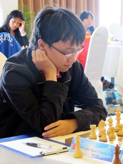 Nguyễn Ngọc Trường Sơn giành suất vé thứ nhì bảng nam dự World Cup