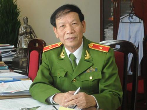 Thiếu tướng Nguyễn Đức Thịnh được bổ nhiệm làm Cục trưởng CSĐT tội phạm về kinh tế và tham nhũng
