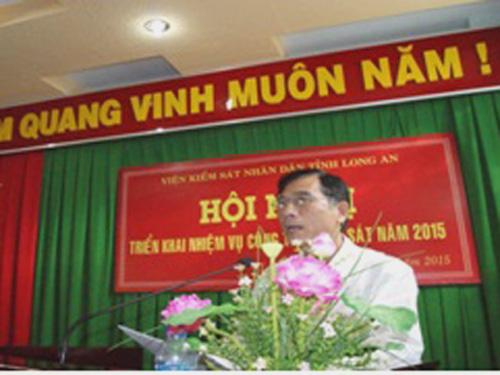 Ông Nguyễn Nam Việt, tân Bí thư Tỉnh ủy Long An