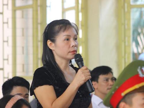 Nhân chúng Nguyễn Thị Thu Hà vẫn khẳng định ông Chấn là hung thủ sát hại chị Nguyễn Thị Hoan