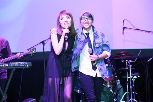 Nhật Thuỷ và Vũ Cát Tường, Á quân Giọng hát Việt 2013