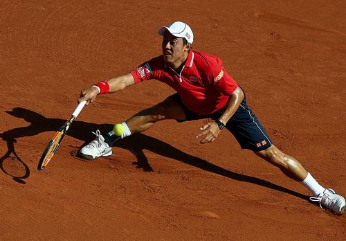 Kei Nishikori vừa bảo vệ thành công ngôi vô địch tại Barcelona Open