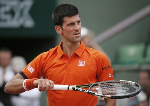Djokovic tự tin hướng tới trận chung kết với Wawrinka
