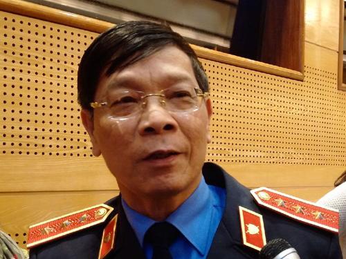 Phó Viện trưởng VKSND Tối cao Lê Hữu Thể: Ban nội chính TƯ sẽ tham gia xem xét vụ tử tù Hồ Duy Hải
