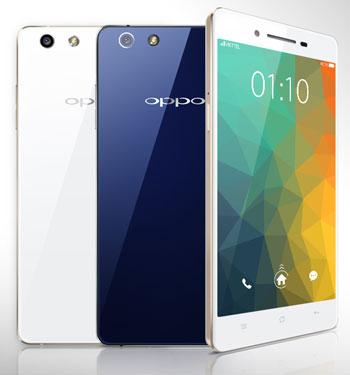 OPPO R1k - smartphone thời trang cho bạn trẻ năng động