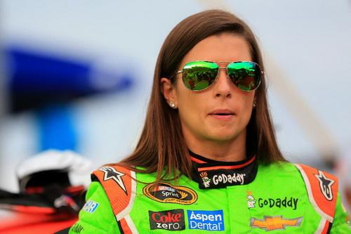 Tay đua NASCAR Danica Patrick