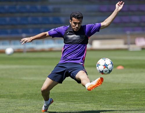 Pedro gắn bó với Barca đến năm 2019