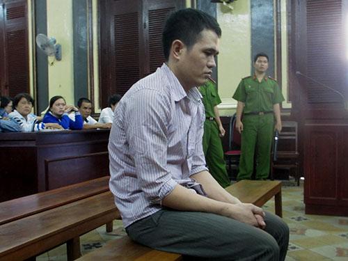 Bị cáo Bùi Văn Ban tại tòa