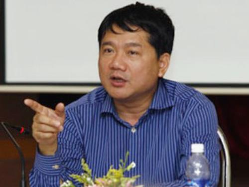 Bộ trưởng Bộ Giao thông Vận tải Đinh La Thăng