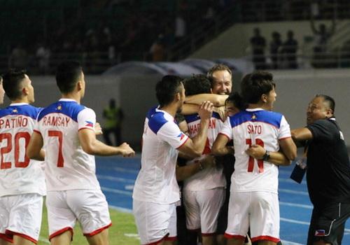 Philippines giành hai trận thắng mở màn ở vòng loại World Cup