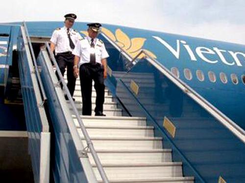 CEO Vietnam Airliens Phạm Ngọc Minh cho rằng việc 117 phi công xin nghỉ ốm, hơn 30 phi công xin nghỉ việc thời gian ngắn vừa qua là bất thường và nghiêm trọng - Ảnh minh họa