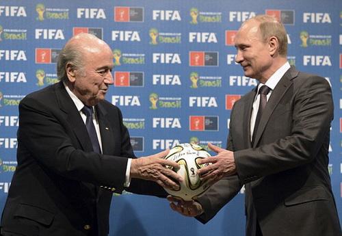 Nga tuyên bố ủng hộ FIFA trước cuộc khủng hoảng mới nhất