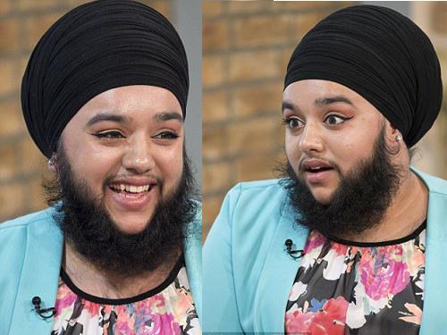 Harnaam trên chương trình của ITV