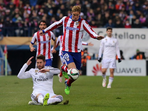 Torres trở lại, dù chưa ghi bàn nhưng tạo thêm niềm tin cho Atletico Madrid