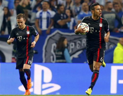 Bayern Munich có đoạn kết suôn sẻ