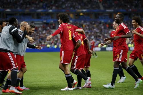 Bỉ thi đấu ấn tượng thời gian gần đây, lên vị trí số 2 thế giới